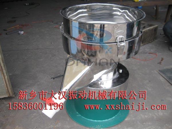 dh-450型过滤筛操作方法