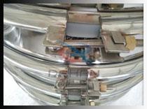 316L不锈钢振动筛分机密封件